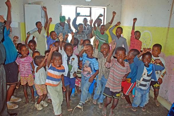 The Children in the School