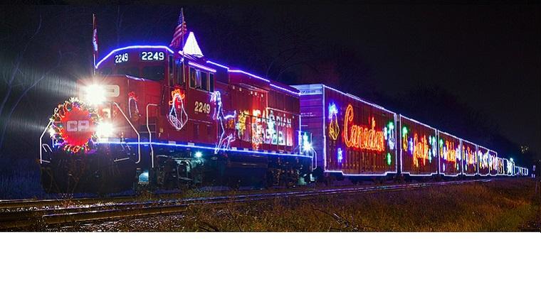 CP Rail Holiday Train