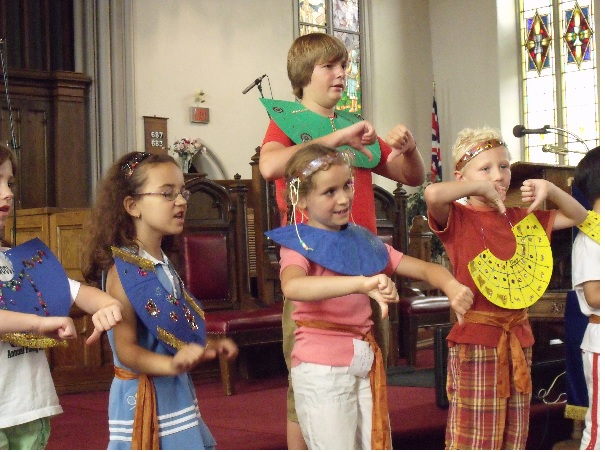 Children's and Family Ministry