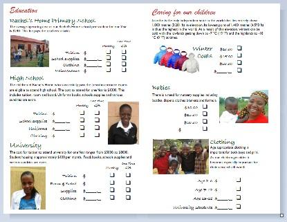 Lesotho Christmas Catalogue