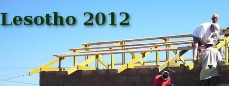Lesotho 2012