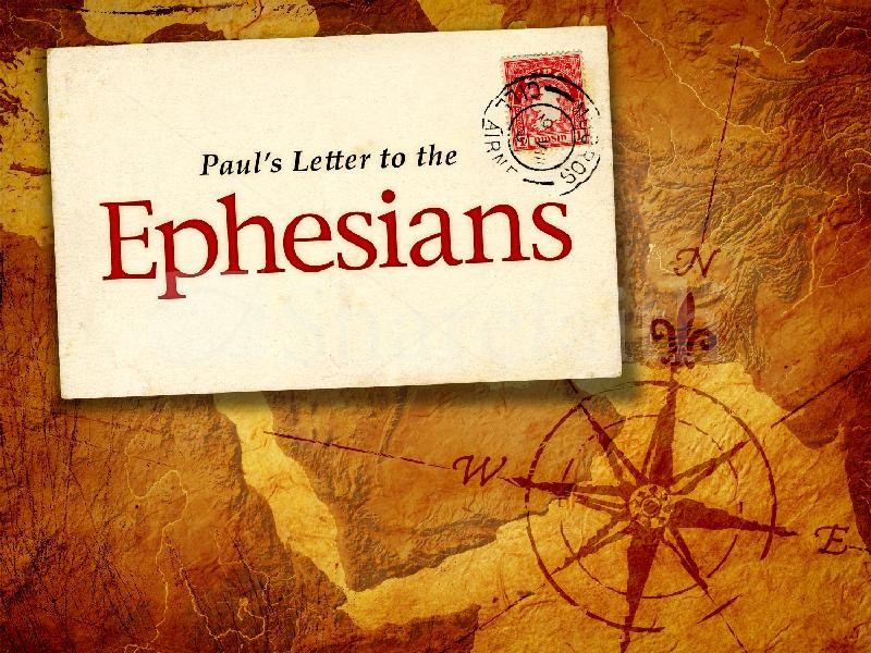 Women's Bible Study – Ephesians