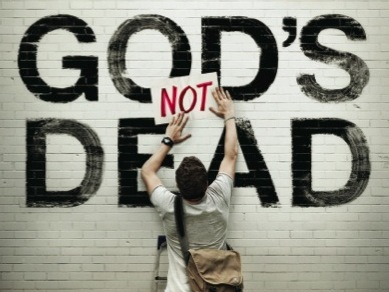 God's NOT Dead Sr Youth Film Night