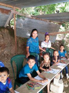Guatemala Classroom