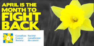 Daffodil Month