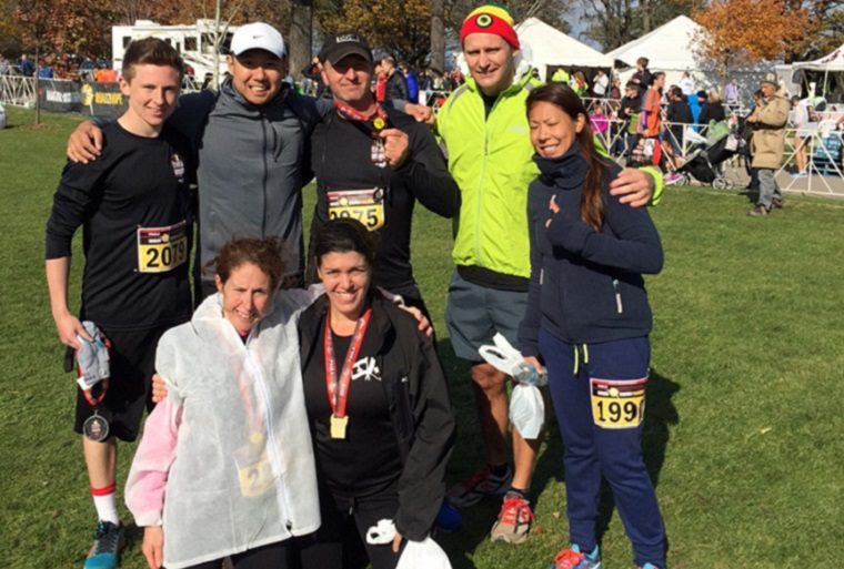 Road to Hope Marathon – November 4-5