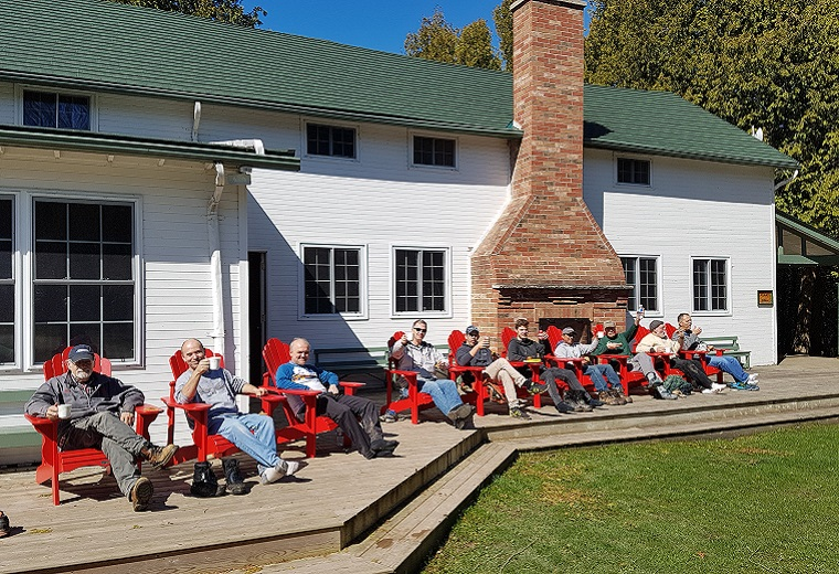 Camp Kintail Retreat – November 24-26