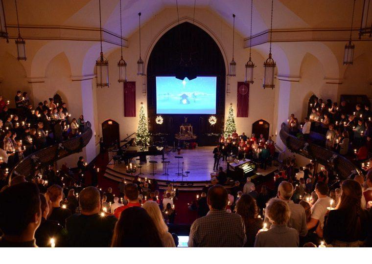 Candlelight Service – Christmas Eve