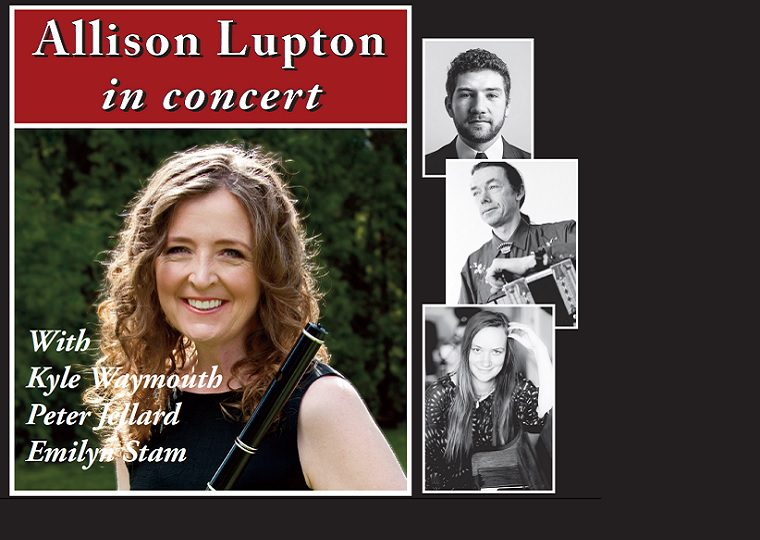 Allison Lupton in Concert-March 16