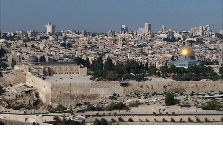 An Evening in the Holy Land – May 27