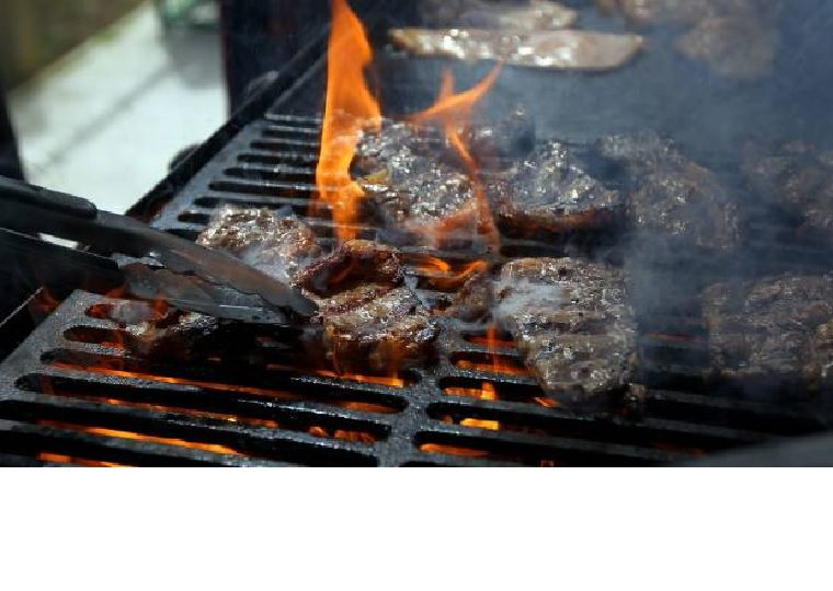 Church Barbeque – June 24