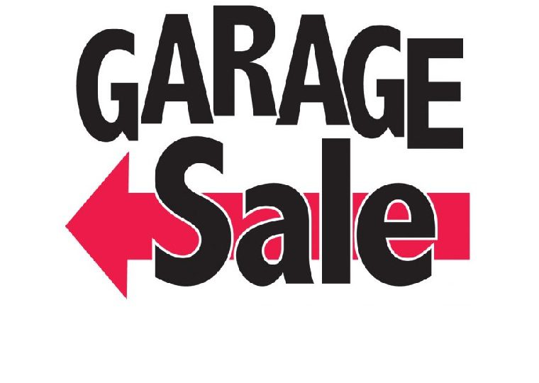 Garage Sale-June 2